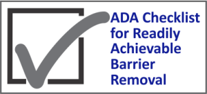 ADA Checklist, ADA Readily Achievable Barrier Removal